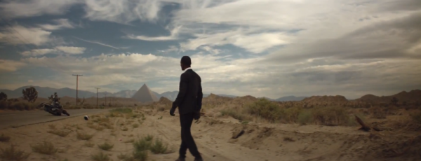 "Video] Frank Ocean - ""Pyramids"" - Music Blog, Music Videos"