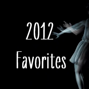 Favorite Albums Of 2012 (Alex)