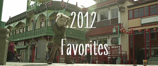 Favorite 2012 songs