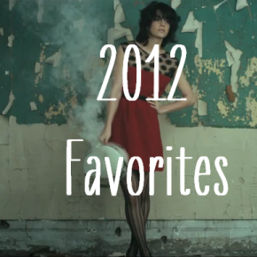 Alex's Favorite Songs of 2012: Part 2 (50-1)
