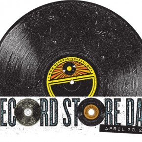 You Guys. Saturday is Record Store Day.