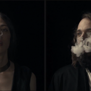 "[Video] Sébastien Tellier & Caroline Polachek - ""In The Crew Of Tea Time"""