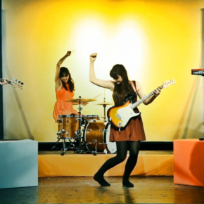 "[Video] La Luz - ""Brainwash"""
