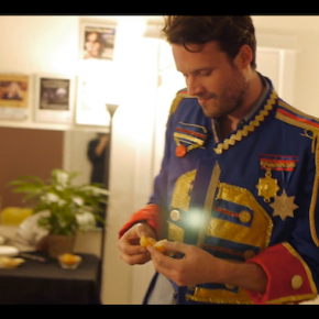 "[Video] Father John Misty - ""I'm Writing A Novel"""