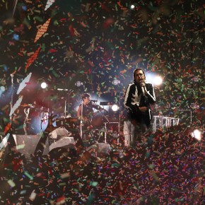 [Photo Essay] Arcade Fire Live at The Gorge