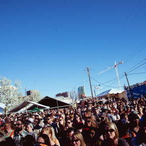 Treefort Year Four  /  Exhaustion: An Ode